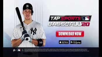 MLB Tap Sports Baseball 2020 TV Spot, 'Your Players, Team and Game' Featuring Aaron Judge - Thumbnail 10