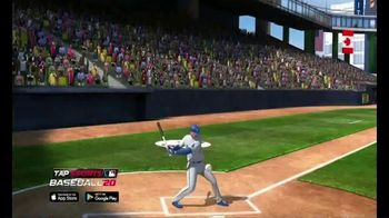 MLB Tap Sports Baseball 2020 TV Spot, 'Your Players, Team and Game' Featuring Aaron Judge - Thumbnail 3