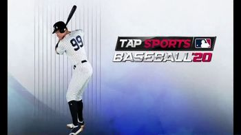 MLB Tap Sports Baseball 2020 TV Spot, 'Your Players, Team and Game' Featuring Aaron Judge - Thumbnail 9