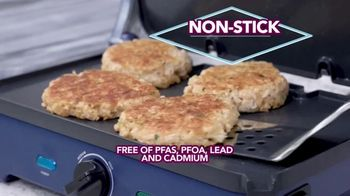 Sizzle Griddle TV Spot, 'Griddle Flavor at Home' - Thumbnail 7