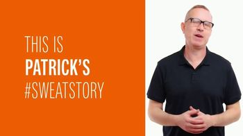 Carpe Amtiperspirant Underarm Lotion TV Spot, 'The is Patrick's Sweat Story'