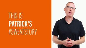 Carpe Amtiperspirant Underarm Lotion TV Spot, 'The is Patrick's Sweat Story'