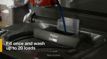Whirlpool TV Spot, 'Load & Go: Skip Adding Detergent' - Thumbnail 6