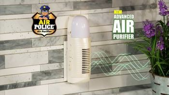 Air Police Air Purifier TV Spot, 'Hidden Dangers'
