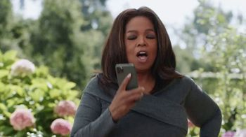 WW App TV Spot, 'HiFi: Triple Play: Cookbook' Featuring Oprah Winfrey - Thumbnail 1