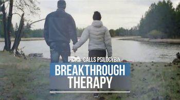 Heroic Hearts Project TV Spot, 'Psilocybin Therapy'