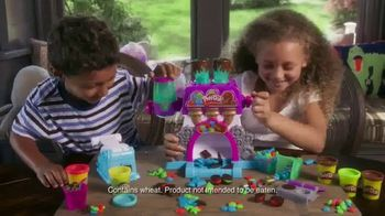 Play-Doh Kitchen Creations Candy Delight Playset TV Spot, 'Nothing Sweeter'