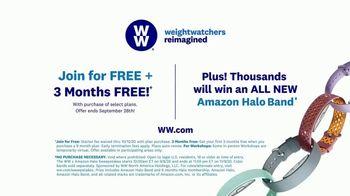 WW TV Spot, 'HiFi: Join Free: Three Months Free: Amazon Halo Band' Featuring Oprah Winfrey - Thumbnail 10
