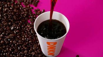 Dunkin' TV Spot, 'Trabajar desde casa: café gratis'  [Spanish] - Thumbnail 1