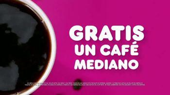 Dunkin' TV Spot, 'Trabajar desde casa: café gratis'  [Spanish] - Thumbnail 5