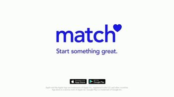 Match.com TV Spot, 'Start Something Great: Free' - Thumbnail 8