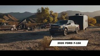 2020 Ford F-150 TV Spot, 'Tough Enough for California' [T2]