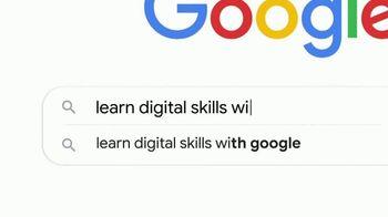 Google Applied Digital Skills TV Spot, 'Helping Job Seekers Adapt' - Thumbnail 2