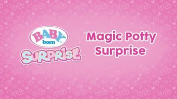 BABY born Magic Potty Surprise TV Spot, 'Teaching New Things' - Thumbnail 10