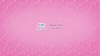 BABY born Magic Potty Surprise TV Spot, 'Teaching New Things' - Thumbnail 9