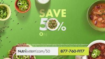 Nutrisystem Partner Plan TV Spot, 'Partner Up: Save 50%' - Thumbnail 4
