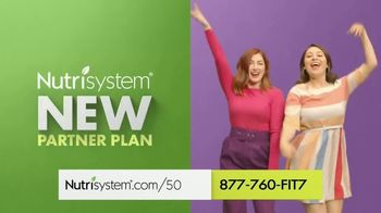 Nutrisystem Partner Plan TV Spot, 'Partner Up: Save 50%' - Thumbnail 7