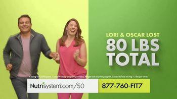 Nutrisystem Partner Plan TV Spot, 'Partner Up: Save 50%' - Thumbnail 9