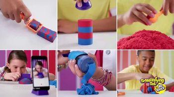 Kinetic Sand Sandisfying Set TV Spot, 'Endless Creations' - Thumbnail 10