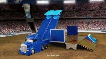 Monster Jam Toys Transforming Hauler TV Spot, 'Mega Ramp' - Thumbnail 4