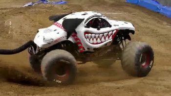 Monster Jam Toys Transforming Hauler TV Spot, 'Mega Ramp' - Thumbnail 7