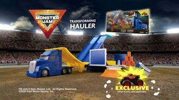 Monster Jam Transforming Hauler TV Spot, 'Mega Ramp' - Thumbnail 9