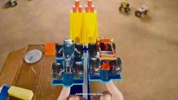 Monster Jam Transforming Hauler TV Spot, 'Mega Ramp' - Thumbnail 5