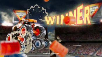 Monster Jam Transforming Hauler TV Spot, 'Mega Ramp' - Thumbnail 6