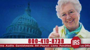 StopIRSDebt.com TV Spot, 'Supercharge Your IRS Savings!'
