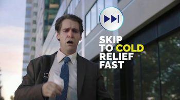 Alka-Seltzer Plus Maximum Strength PowerMax Gels TV Spot, 'Skip to Cold Relief' - Thumbnail 6