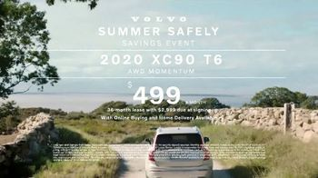 Volvo Summer Safely Savings Event TV Spot, 'Safety Above Everything: XC90' Song by Marti West [T2] - Thumbnail 8