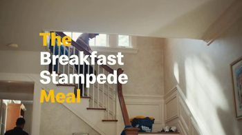 McDonald's 2 for $2 Mix & Match TV Spot, 'The Breakfast Stampede Meal'