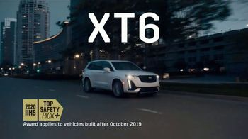 2020 Cadillac XT6 TV Spot, 'Avoid Obstacles in Your Path' Song by DJ Shadow, Run the Jewels [T2]