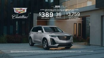 2020 Cadillac XT6 TV Spot, 'Avoid Obstacles in Your Path' Song by DJ Shadow, Run the Jewels [T2] - Thumbnail 7