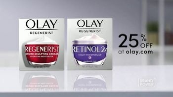 Olay TV Spot, 'Brand Power: Expensive: 25 Percent Off' - Thumbnail 9