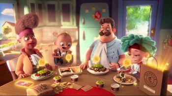 Grubhub TV Spot, 'Reward Yourself: Wendy's & Chipotle' Song by Fatboy Slim