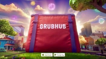 Grubhub TV Spot, 'Reward Yourself: Wendy's & Chipotle' Song by Fatboy Slim - Thumbnail 10