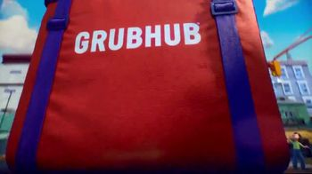 Grubhub TV Spot, 'Reward Yourself: Wendy's & Chipotle' Song by Fatboy Slim