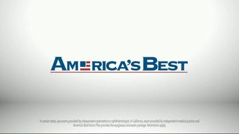 America's Best Contacts and Eyeglasses TV Spot, 'Clear' - Thumbnail 9