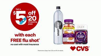 CVS Health TV Spot, 'Superhero: $5 Off $20 With Flu Shot: Immunity Sleep' - Thumbnail 10