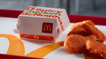 McDonald's Spicy Chicken McNuggets TV Spot, 'Make That a Large Sprite' - Thumbnail 6