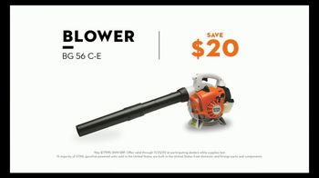 STIHL TV Spot, 'Built In America: Save on Blowers' - Thumbnail 5