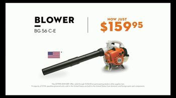 STIHL TV Spot, 'Built In America: Save on Blowers' - Thumbnail 6