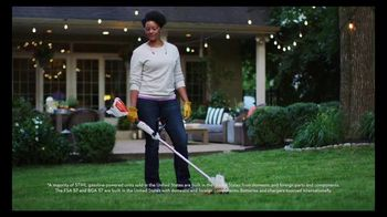 STIHL TV Spot, 'Built In America: Save on Blowers' - Thumbnail 8