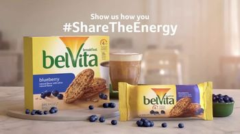 belVita TV Spot, 'Baked With Nutritious Morning Energy: Share Your Warmth' Song by The Zombies - Thumbnail 6