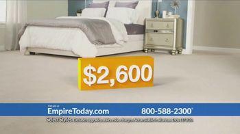 Empire Today 1/2 Price Sale TV Spot, 'Get Gigantic Savings on Beautiful New Floors' - Thumbnail 4