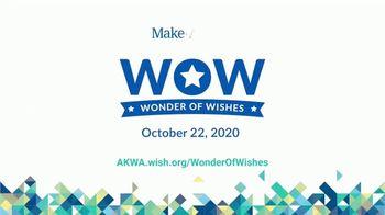 Make-A-Wish Foundation TV Spot, '2020 Wonder of Wishes' - Thumbnail 8