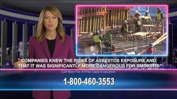 Burns Charest, LLP TV Spot, 'Asboestos-Related Lung Cancer' - Thumbnail 3