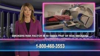 Burns Charest, LLP TV Spot, 'Asboestos-Related Lung Cancer' - Thumbnail 7
