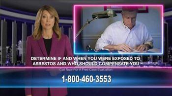 Burns Charest, LLP TV Spot, 'Asboestos-Related Lung Cancer' - Thumbnail 8